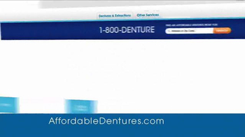 Affordable Dentures TV Spot, '40 Years of Smiles' - Thumbnail 7