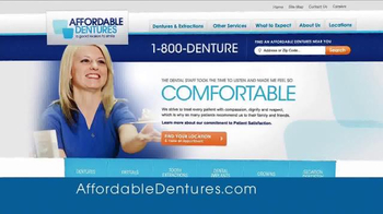 Affordable Dentures TV Spot, '40 Years of Smiles' - Thumbnail 8