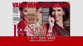 Vanidades TV Spot, 'Tu Revista Preferida' [Spanish]