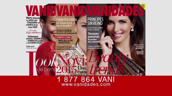 Vanidades TV Spot, 'Tu Revista Preferida' [Spanish]