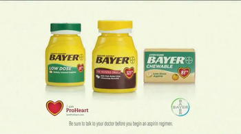 Bayer TV Spot, 'During the Game' - Thumbnail 9