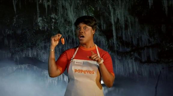 Popeyes Ghost Pepper Wings TV Spot, 'Mystery of the Ghost Pepper' - Thumbnail 3