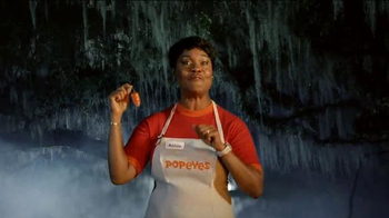 Popeyes Ghost Pepper Wings TV Spot, 'Mystery of the Ghost Pepper' - Thumbnail 7