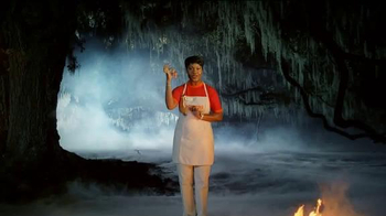 Popeyes Ghost Pepper Wings TV Spot, 'Mystery of the Ghost Pepper' - Thumbnail 9