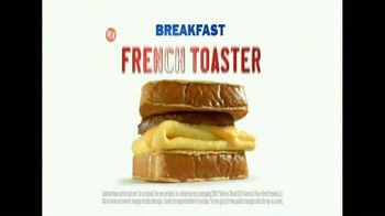 Sonic Breakfast French Toaster TV Spot, 'Doesn't Make Sense' - Thumbnail 8