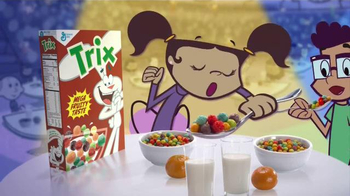 Trix TV Spot, 'Six Yummy Colors' - Thumbnail 5