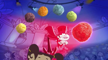 Trix TV Spot, 'Six Yummy Colors' - Thumbnail 8
