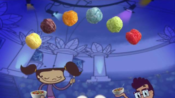 Trix TV Spot, 'Six Yummy Colors' - Thumbnail 9