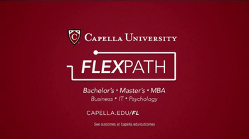 Capella University TV Spot, 'Take the Most Direct Path with FlexPath' - Thumbnail 10
