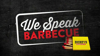 Dickey's BBQ TV Spot, 'We Speak Barbecue: No Gimmicks Needed' - Thumbnail 8