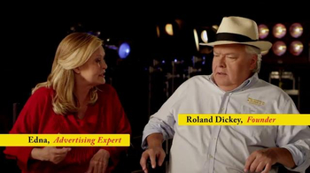 Dickey's BBQ TV Spot, 'We Speak Barbecue: No Gimmicks Needed' - Thumbnail 2