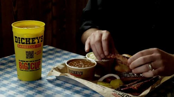 Dickey's BBQ TV Spot, 'We Speak Barbecue: No Gimmicks Needed' - Thumbnail 7