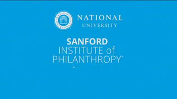 National University TV Spot, 'Philanthropy Begins With a Cause' - Thumbnail 4