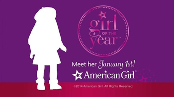 American Girl  TV Spot, '2015 Girl of the Year: Hint #1' - Thumbnail 2