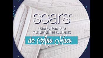 Sears Venta Espectacular de Colchones TV Spot, 'Año Nuevo' [Spanish] - Thumbnail 1