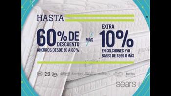 Sears Venta Espectacular de Colchones TV Spot, 'Año Nuevo' [Spanish] - Thumbnail 2