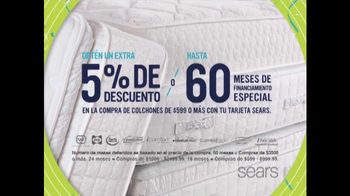 Sears Venta Espectacular de Colchones TV Spot, 'Año Nuevo' [Spanish] - Thumbnail 3