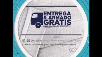 Sears Venta Espectacular de Colchones TV Spot, 'Año Nuevo' [Spanish] - Thumbnail 4