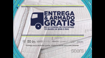 Sears Venta Espectacular de Colchones TV Spot, 'Año Nuevo' [Spanish] - Thumbnail 5