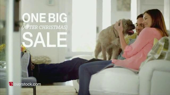 Overstock.com One Big After Christmas Sale TV Spot, 'Holiday Sale' - Thumbnail 2