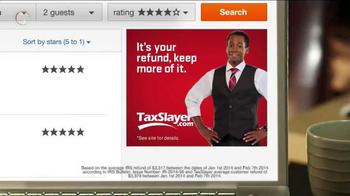 TaxSlayer.com TV Spot, 'Keep Your Refund' - Thumbnail 1