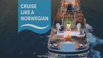Norwegian Cruise Lines TV Spot, 'Everything Under the Sun' - Thumbnail 9
