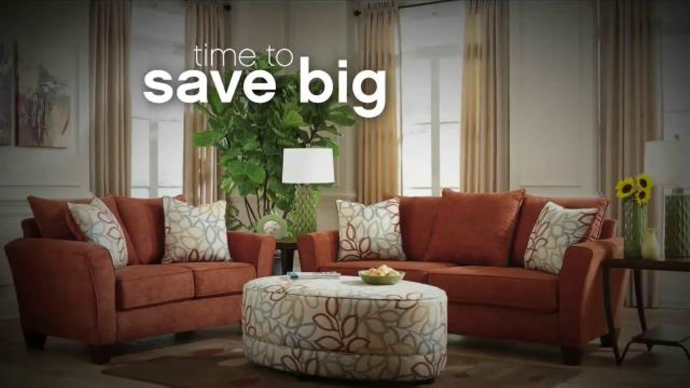 Ashley Furniture Homestore Big Event Tv Commercial Room