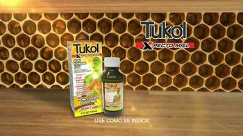Tukol Xpecto Miel Multi-Symptom TV Spot, 'Irritació'n [Spanish] - Thumbnail 4