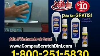 Scratch-dini TV Spot [Spanish] - Thumbnail 8