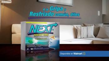 Next Nighttime Cold & Flu Relief TV Spot, 'Noche' [Spanish] - Thumbnail 7