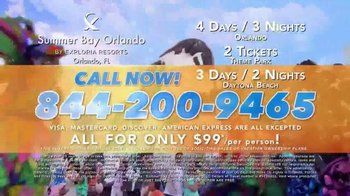 Summer Bay Orlando TV Spot Featuring Wink Martindale - Thumbnail 6