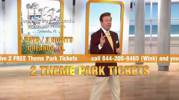 Summer Bay Orlando TV Spot Featuring Wink Martindale - Thumbnail 5