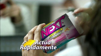 Next Daytime Cold & Flu Relief TV Spot, 'Aliviar la Congestión' [Spanish] - Thumbnail 3