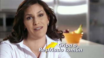 Next Daytime Cold & Flu Relief TV Spot, 'Aliviar la Congestión' [Spanish] - Thumbnail 4