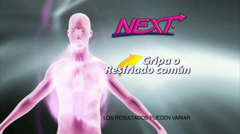 Next Daytime Cold & Flu Relief TV Spot, 'Aliviar la Congestión' [Spanish] - Thumbnail 7