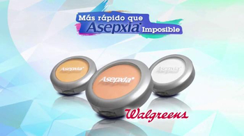 Asepxia Natural Matte Compact Powder TV Spot, 'Dormir maquillada' [Spanish] - Thumbnail 9