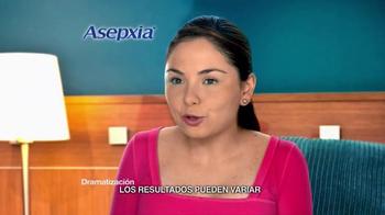 Asepxia Natural Matte Compact Powder TV Spot, 'Dormir maquillada' [Spanish] - Thumbnail 4