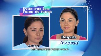 Asepxia Natural Matte Compact Powder TV Spot, 'Dormir maquillada' [Spanish] - Thumbnail 6