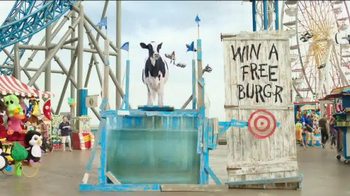 Chick-fil-A App TV Spot, 'Boardwalk Games' - Thumbnail 2