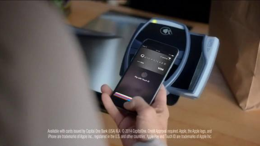 Capital One Wallet and Apple Pay TV Commercial, 'Worn Jeans' Song by Ezra Vine