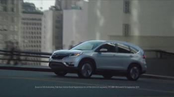2015 Honda CR-V TV Spot, 'Everything Well' - Thumbnail 8