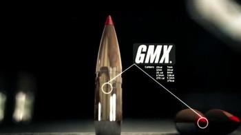 Hornady GMX TV Spot, 'Excellent Performance' - Thumbnail 1