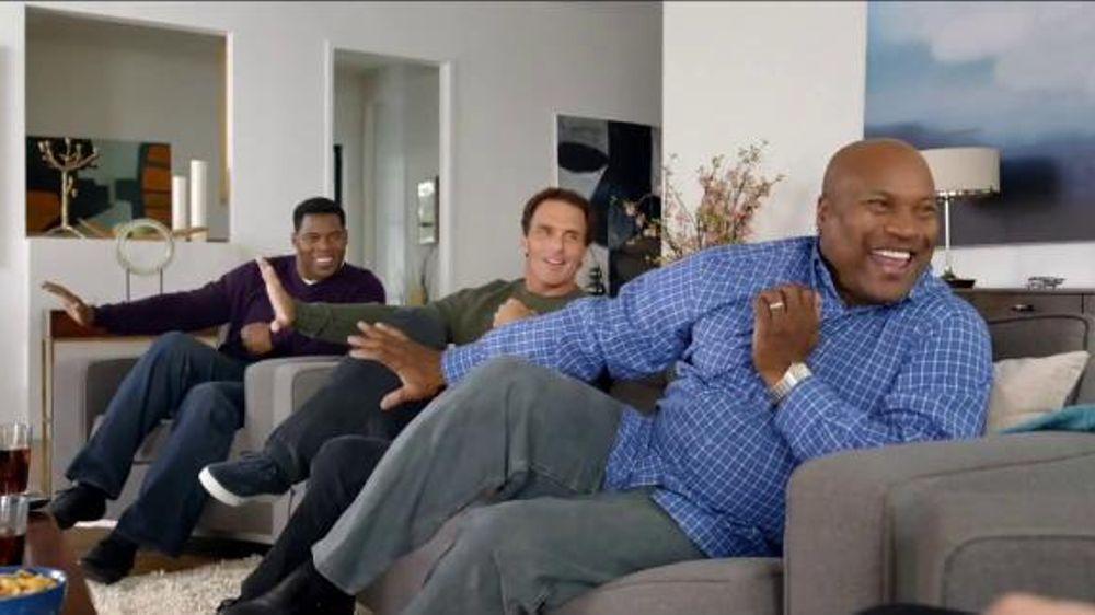 AT&T TV Commercial, 'CFB Legends: Trophies' Ft  Joe Montana, Bo Jackson -  Video