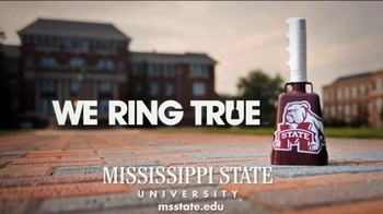 Mississippi State University TV Spot, 'We Ring True' - Thumbnail 10