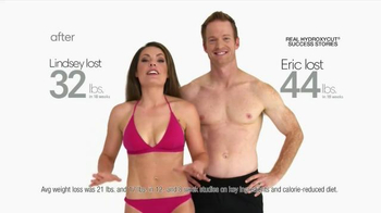 Hydroxy Cut TV Spot, 'Success Stories: Eric and Lindsey' - Thumbnail 4
