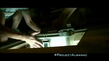 Project Almanac - Alternate Trailer 2