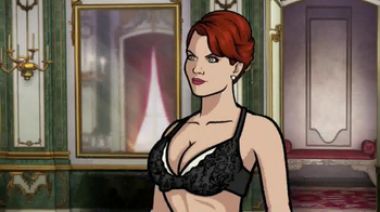 Archer: The Complete Fifth Season TV Spot, 'Blow You Away' - Thumbnail 3
