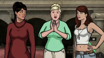 Archer: The Complete Fifth Season TV Spot, 'Blow You Away' - Thumbnail 4
