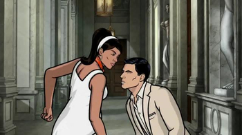 Archer: The Complete Fifth Season TV Spot, 'Blow You Away' - Thumbnail 5