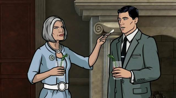 Archer: The Complete Fifth Season TV Spot, 'Blow You Away' - Thumbnail 8